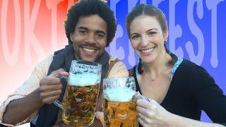 MUNICH VS BERLIN at Oktoberfest   Feat. Alex from MrHelferSyndrom