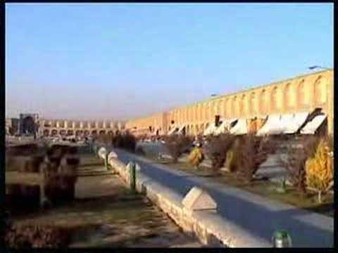 Visit of  Esfahan - Isfahan - اصفهان  - Ispahan (Iran / ایران )