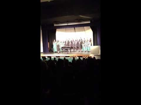 CHHS Chamber Singers Ubi Caritas
