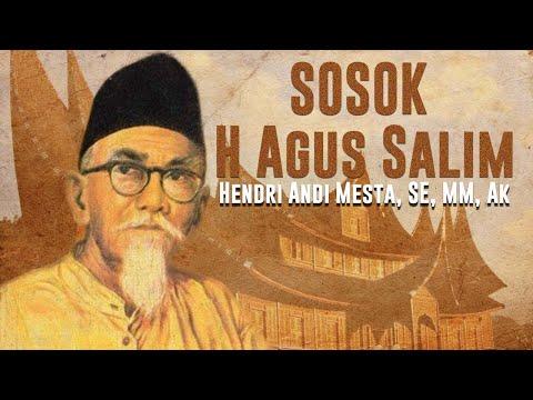 SOSOK - H Agus Salim - Hendri Andi Mesta, SE, MM, Ak