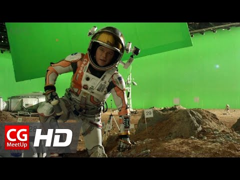 "CGI VFX Breakdown HD ""The Martian VFX breakdown"" by MPC 