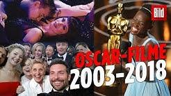 Das sind die Oscar-Gewinner-Filme 2003-2018