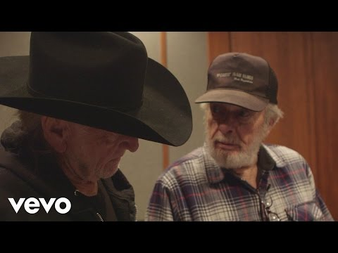 Willie Nelson, Merle Haggard - Making of Django and Jimmie