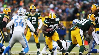 "Green Bay vs. Detroit ""NFC North Title At Lambeau"" (2014 Week 17) Green Bay's Greatest Games"