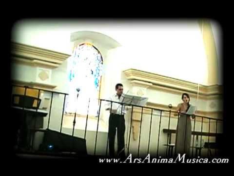 LAUDATE DOMINUM de Mozart, MÚSICA religiosa PARA BODAS Y CELEBRACIONES (voz, violín, órgano)
