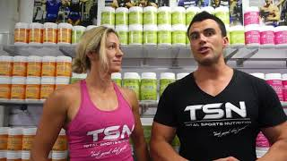 ME 24HR FITNESS SPRINGFIELD | TOTAL SPORTS NUTRITION PRODUCT SAMPLE & EDUCATION MORNING