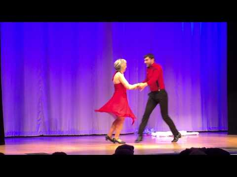 Connie Barr at Dancing with the Needham Stars 2715
