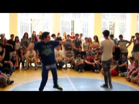El-Dub Fight Round IV - Billy Vs Duche(Win)