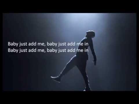 Chris Brown - Add me in LYRICS XAlbumHD