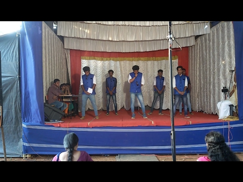 CIVILIANZ Dance, arts 2k16 cochin college of engineering and technology valanchery