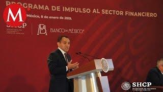 BBVA da respaldo a Arturo Herrera, nuevo secretario de Hacienda