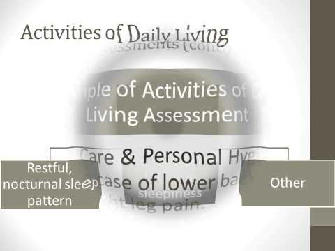 Secret #1 - Activities of Daily Living www.ezqmeceu.com QME