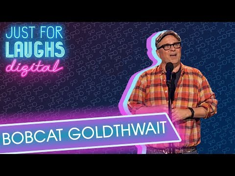 Bobcat Goldthwait Stand Up  2009