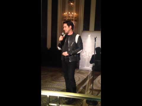 Kevin's Reel World: John Lloyd Young sings Jersey Boys Hit