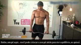 Treino EXPLOSIVO para Pernas - Explosive Leg Workout Thumbnail