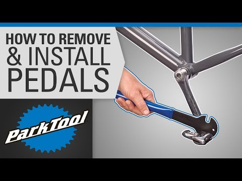 Pedal Removal and Installation