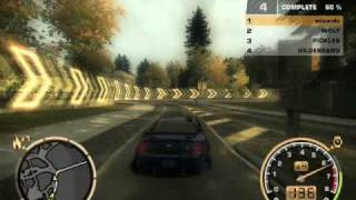 Need For Speed Most Wanted altas graficas en pesima pc