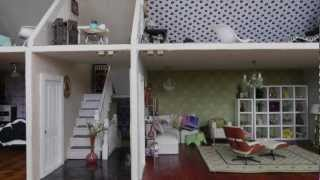 Modernised Victorian Dolls House