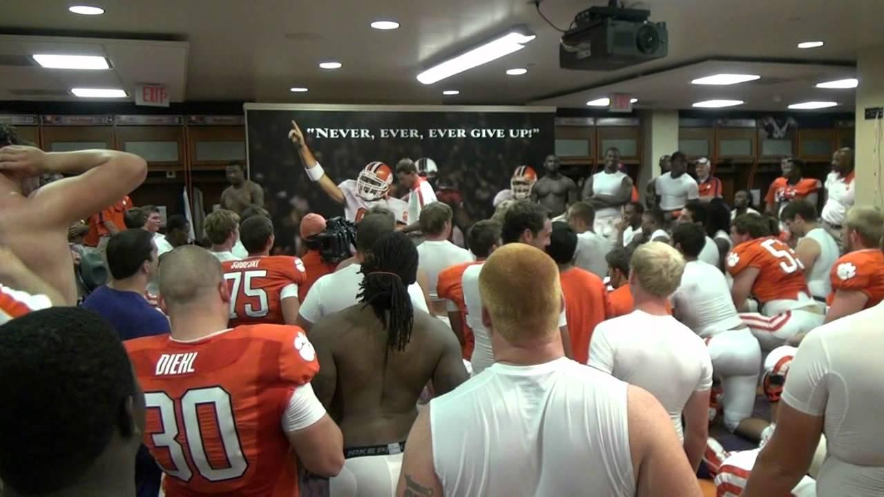Clemson Football Report Sept 5All Access Locker Room