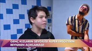 Alper Erözer'den Reynmen açıklaması