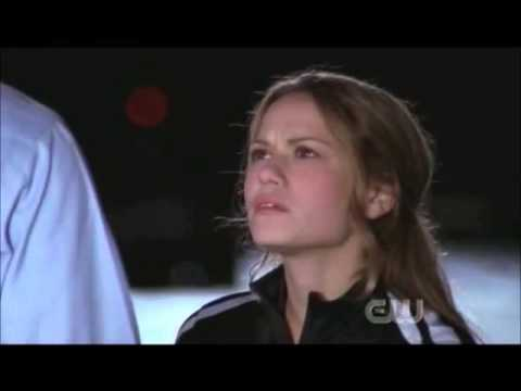 One Tree Hill Haley Gets Hit By A Car Youtube