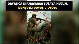 The Second Karabakh War. Shusha battles. This is how an Azerbaijani soldier fights