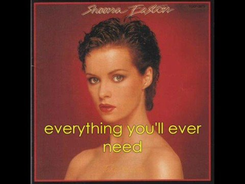 So much in love with you  Sheena Easton