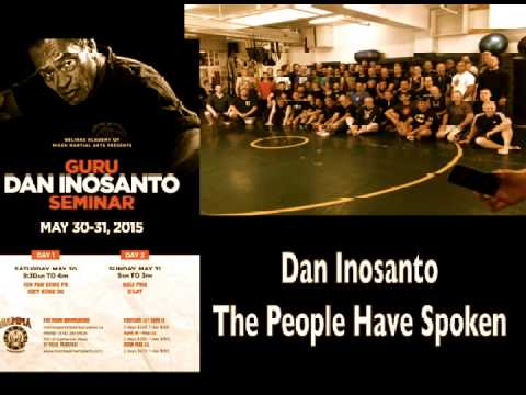 Tuhon And Son #31 Dan Inosanto.... The People Have Spoken ...