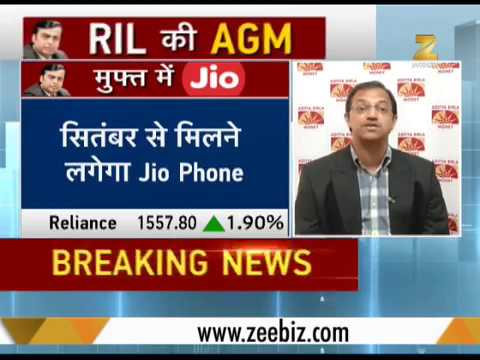 RIL AGM: Know how you can get a free Jio 4G smartphone