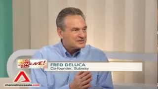 Interview with the King of Sandwich, Fred DeLuca