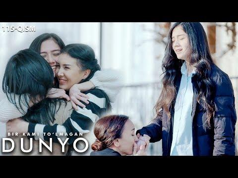 Bir kami to'lmagan dunyo (o'zbek serial) | Бир ками тўлмаган дунё (узбек сериал) 115-qism