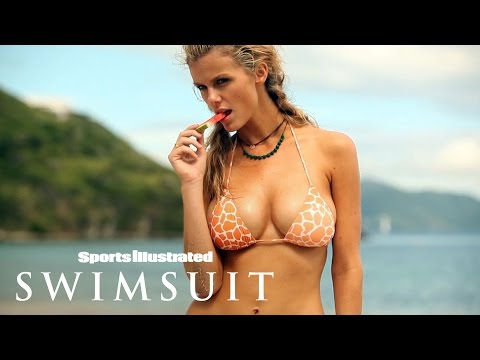 Brooklyn Decker Shows Off Her Dirty, Naughty Secret In Virgin Islands   Sports Illustrated Swimsuit