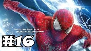 The Amazing Spider Man Walkthrough - PART 16 - Gameplay Commentary - PC XBOX PS3 PS4