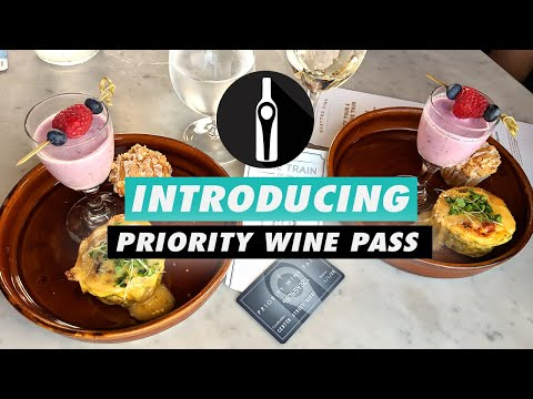 Tastings at 400+ West Coast Wineries (Priority Wine Pass) - Video