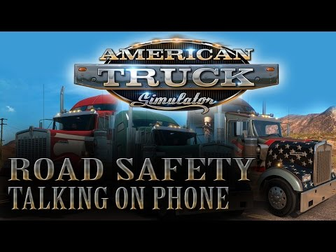 Road Safety Test (Part 2 - Driving While On The Phone)