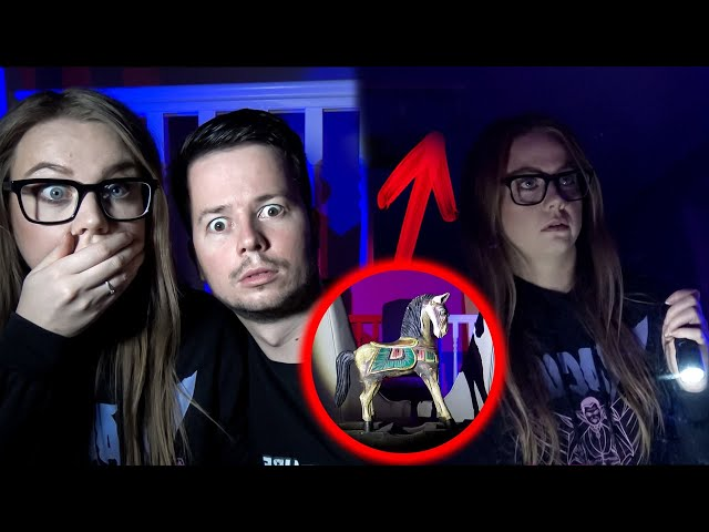 I Was Creeped Out | Scary Ghost Girl Mirror Ritual