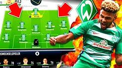 FIFA 17 : NEUSTART MIT WERDER !!! 🔥 - DIE RENSING STORY 😱 - STREAM KARRIERE mit BREMEN #1