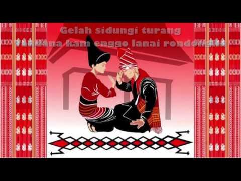 Mantan Rondong Lirik | LAGU KARO TERBARU 2019