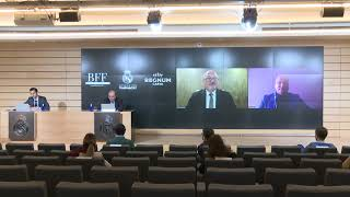 Real Madrid Real Madrid Foundation Be Free Football press conference for Regnum Turkey 2021