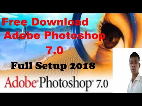 How To Download Adobe Photoshop 7.0 And Install In Window XP/7/8/10 Step By Step 2018 Mp3