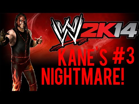 WWE2K14 Custom Story | Kane's Nightmare | Part 3