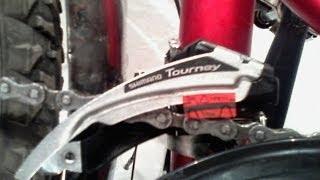 Тюнинг дорожного велосипеда - скорость мах: +12 кмч!!!(Хэй-Хэй!! Приветик! С Вами по-прежнему я и шоу
