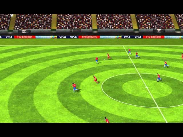FIFA 14 Android - Spanje VS Chili