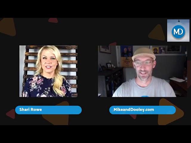 MD & Friends - Shari Lowe interview (8/29/18)