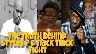 The Lox Details Losing Trick Trick Fight In Detroit On The Breakfast Club 105.1 | DocHicksTv