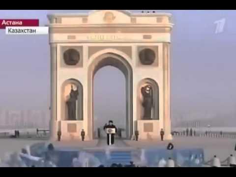 Revolt in Kazakhstan in the city of Zhanaozen