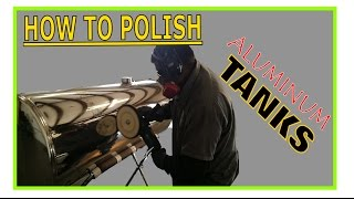 How to polish a tank (101 Everything you need to know about polishing)