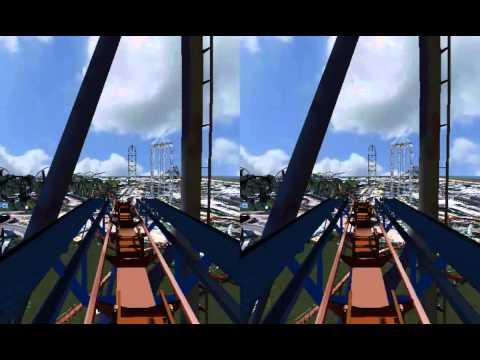 Simulateur de fête foraine pour casque virtuel 2