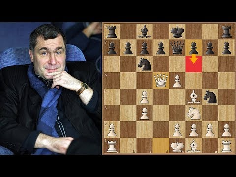 Chucky, The Unpredictable! | Aronian vs Ivanchuk | Candidates Tournament 2013. | Round 10