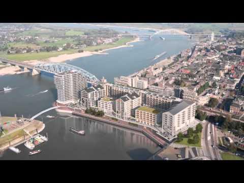 NOW Urban Design Nijmegen Netherlands   Green City
